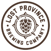 This is the restaurant logo for Lost Province Brewing Company