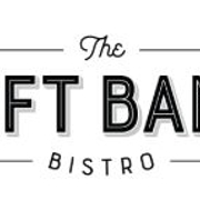 This is the restaurant logo for The Left Bank Bistro