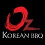 Restaurant logo for Oz Korean BBQ