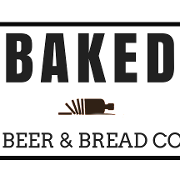 This is the restaurant logo for Baked Beer & Bread Company