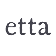 This is the restaurant logo for etta