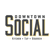This is the restaurant logo for Downtown Social