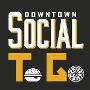 Restaurant logo for Downtown Social