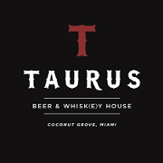 This is the restaurant logo for The Taurus