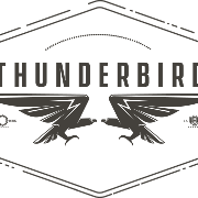 This is the restaurant logo for Thunderbird