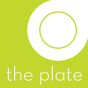 This is the restaurant logo for the plate @ milton marketplace