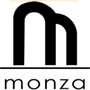 This is the restaurant logo for Monza