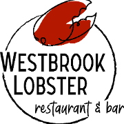 This is the restaurant logo for Westbrook Lobster