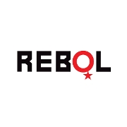This is the restaurant logo for Rebol