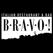 This is the restaurant logo for BRAVO! Italian Restaurant & Bar - Jackson, MS
