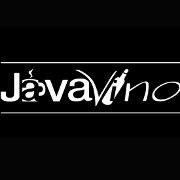 This is the restaurant logo for JavaVino