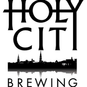 This is the restaurant logo for Holy City Brewing