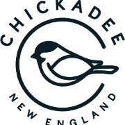This is the restaurant logo for Chickadee