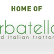This is the restaurant logo for Barbatella