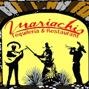 This is the restaurant logo for Mariachis Tequileria & Restaurant