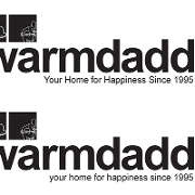 This is the restaurant logo for Warmdaddy's