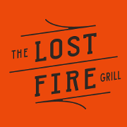 This is the restaurant logo for The Lost Fire