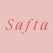 This is the restaurant logo for Safta