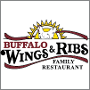 Restaurant logo for Buffalo Wings & Ribs