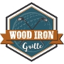 Restaurant logo for Wood Iron Grille