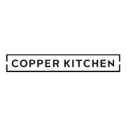 This is the restaurant logo for Copper Kitchen