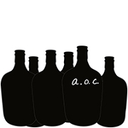 This is the restaurant logo for A.O.C