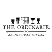 This is the restaurant logo for The Ordinarie