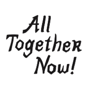This is the restaurant logo for All Together Now