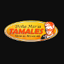 This is the restaurant logo for Dona Maria Tamales