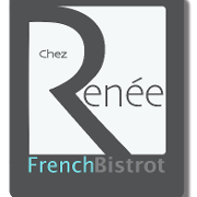 This is the restaurant logo for Chez Renee French Bistrot