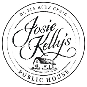 This is the restaurant logo for Josie Kelly's Public House
