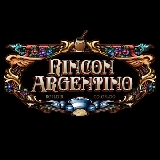 This is the restaurant logo for Rincon Argentino
