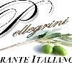 This is the restaurant logo for Pellegrini Ristorante Italiano - Bar