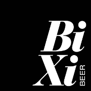 This is the restaurant logo for Bixi Beer