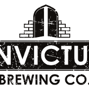This is the restaurant logo for Invictus Brewing Company