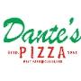 Restaurant logo for Dante's Pizza
