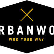 This is the restaurant logo for Urban Wok