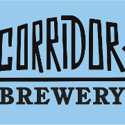 This is the restaurant logo for Corridor Brewery & Provisions