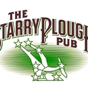 This is the restaurant logo for Starry Plough