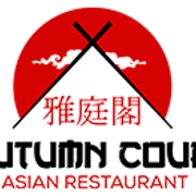 This is the restaurant logo for New Autumn Court