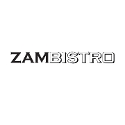 This is the restaurant logo for Zambistro