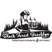 This is the restaurant logo for Black Forest Brooklyn