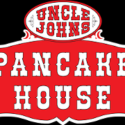 This is the restaurant logo for Uncle John's Pancake House