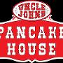 Restaurant logo for Uncle John's Pancake House