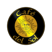 This is the restaurant logo for Cafe Del Sol
