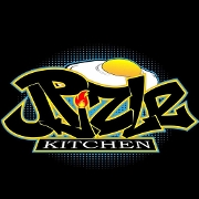 This is the restaurant logo for JPizle Kitchen