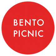 This is the restaurant logo for Bento Picnic