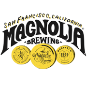 This is the restaurant logo for Magnolia Brewing Dogpatch
