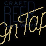 This is the restaurant logo for Bay Street Biergarten