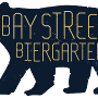 Restaurant logo for Bay Street Biergarten
